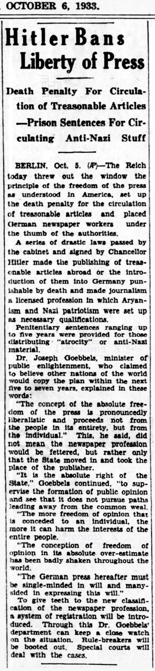 1933-october-hitler-press