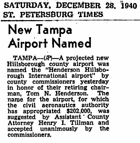 1940 Tampa