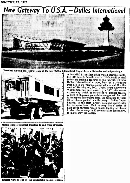 1962 Dulles