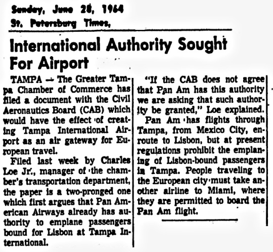 1964 Tampa