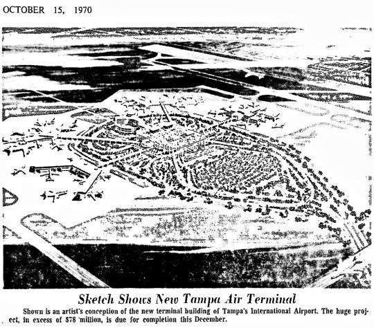 1970 Tampa