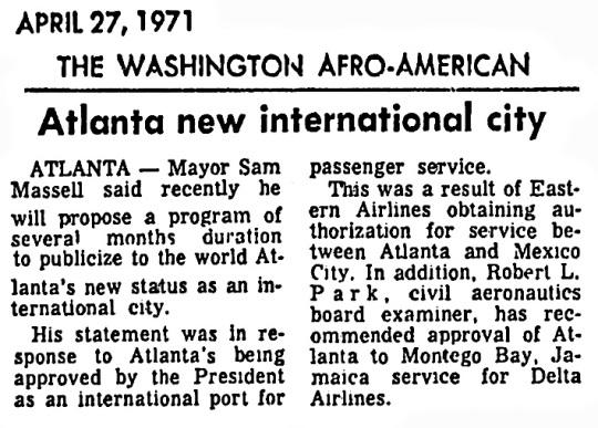 1971 ATL Gateway
