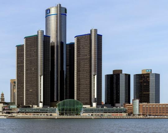 Detroit Marriott at the Renaissance Center