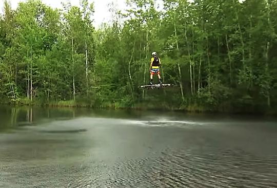 hovercraft Canada
