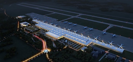 Addis Ababa Bole International Airport expansion