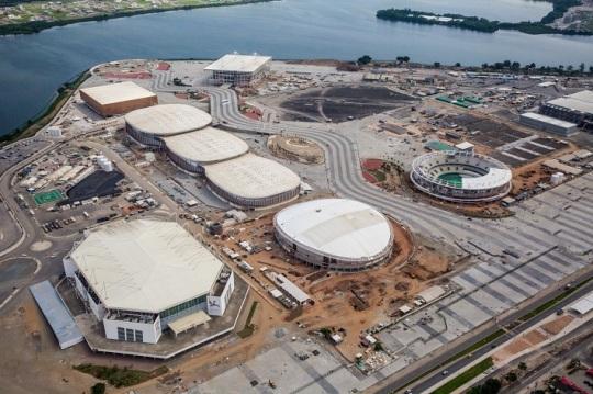 RIo 2016 Barra Olympic Park