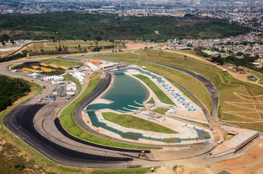 Rio 2016 Dedoro Olympic Park