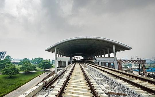 Lagos Blue Line