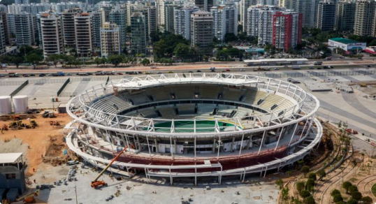Rio 2016 Olympic Tennis Centre