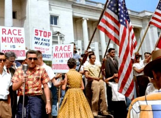 US Jim Crow