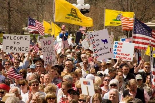 US Tea Party