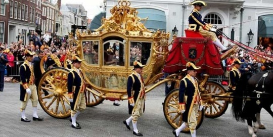 Queen Beatrix Royal Carriage