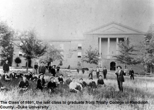 Duke University - Randolph County