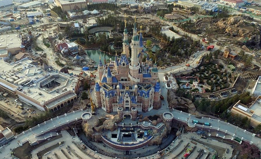 China: Shanghai Disneyland is set to open on June 16, 2016 | Dilemma X