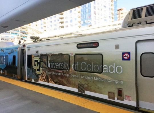 Denver RTD Commuter Rail