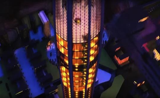 Dubai Tallest- Emaar Properties