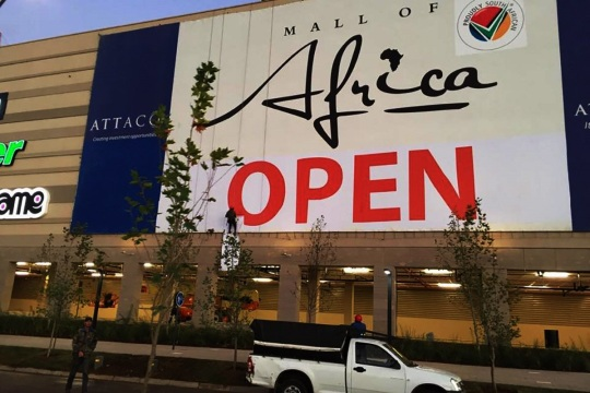 Mall of Africa Open