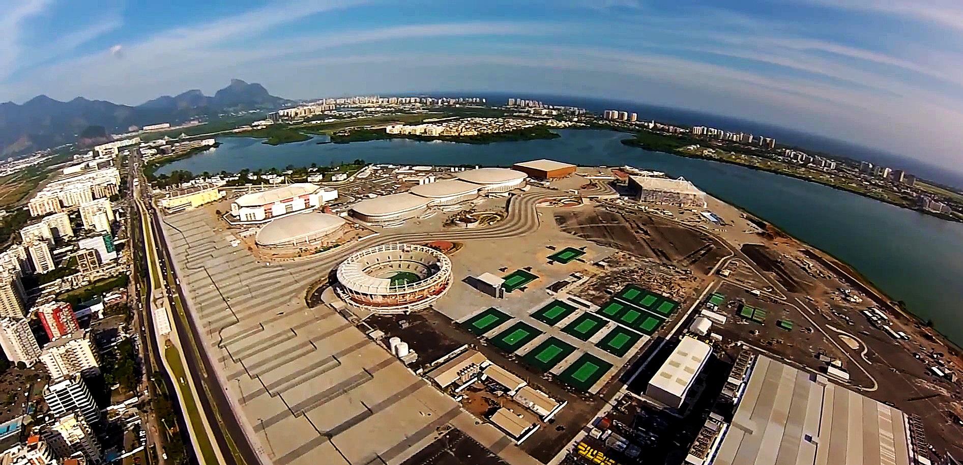 Rio De Janeiro Summer Olympics 2017