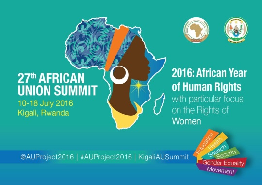 African Union Summit 2016
