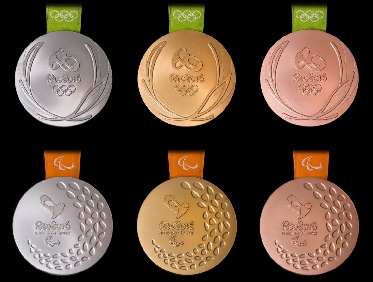 Medal Table  Rio 2016  Olympic Games  BBC Sport