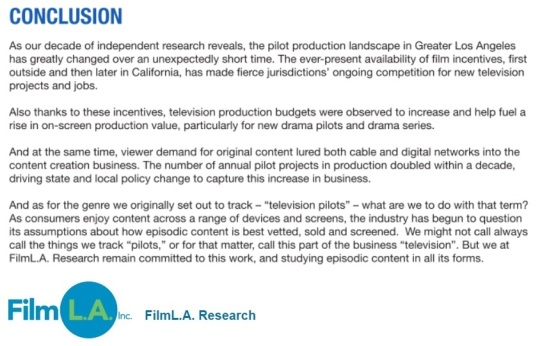 Television Industry 2015 Review
