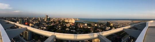 Eko Atlantic Lagos skyline