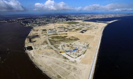 Eko Atlantic -Lagos