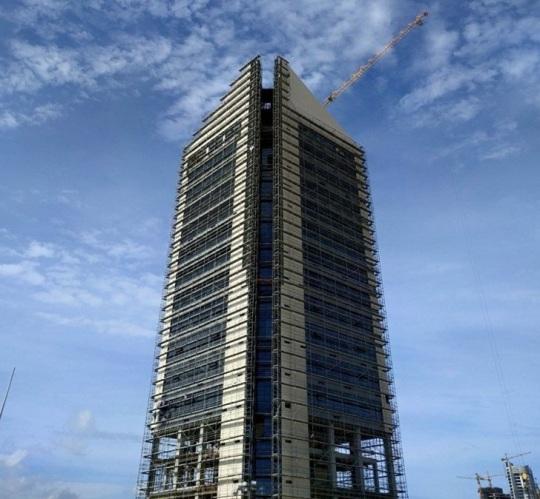 Eko Atlantic tower