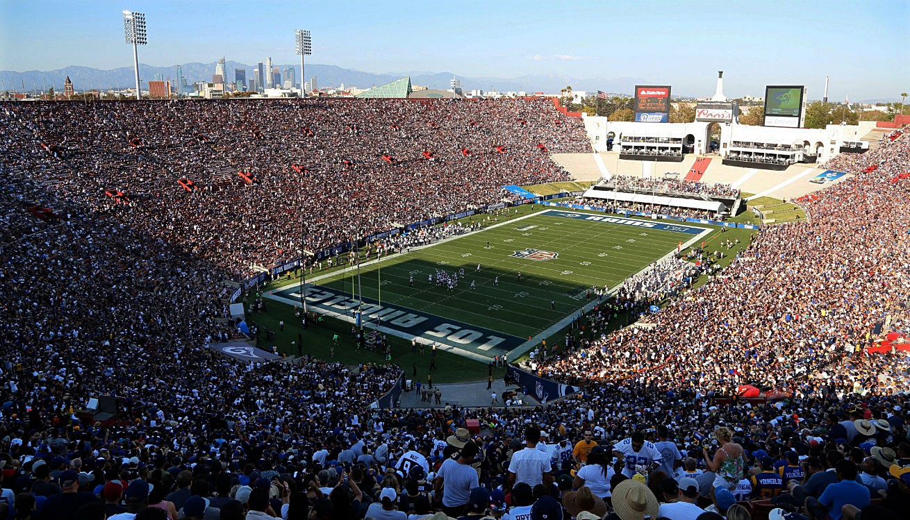Nfl San Diego Chargers Release A Conceptual Design For A