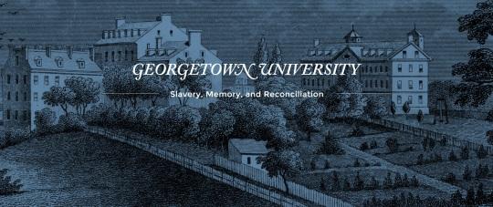 Georgetown University Reparations