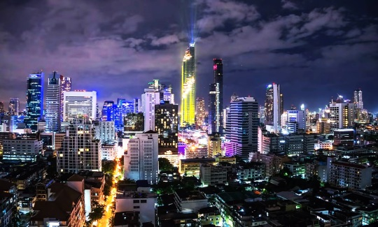 MahaNakhon tower 2016