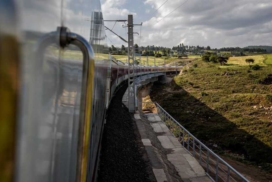 Chinese built railway opens linking Ethiopia to Djibouti