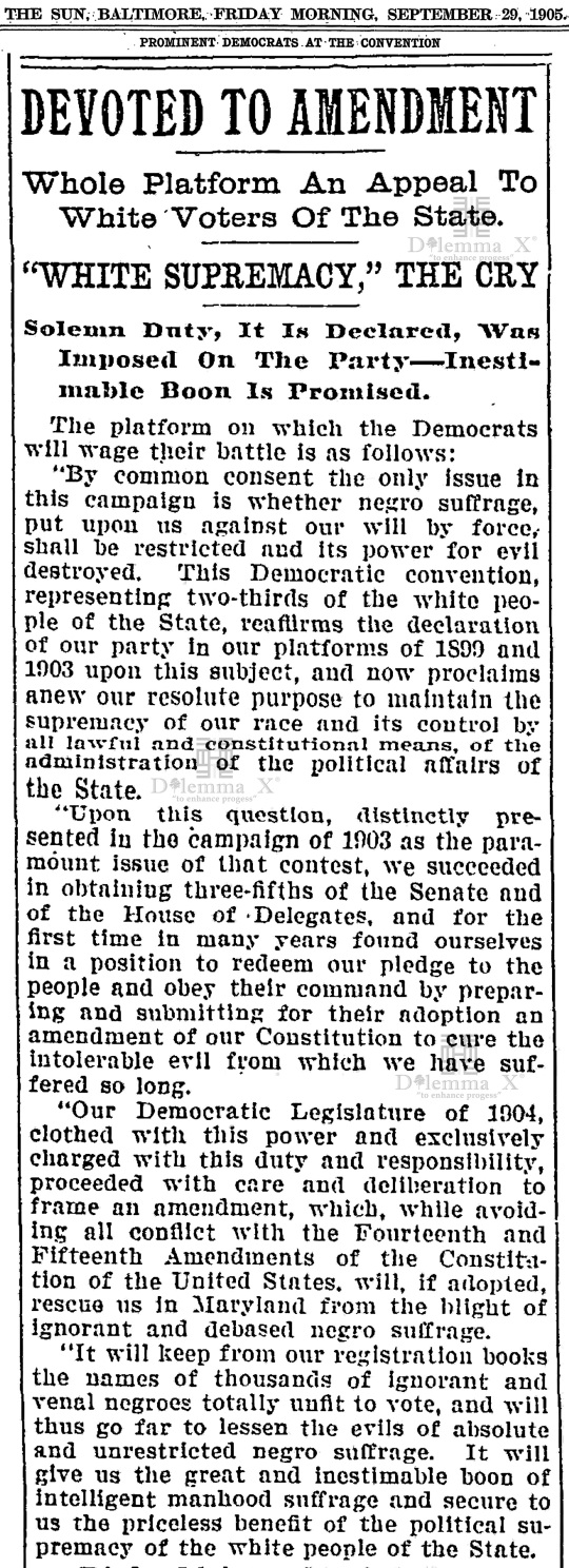 1905-september White Women's Suffrage Racism History