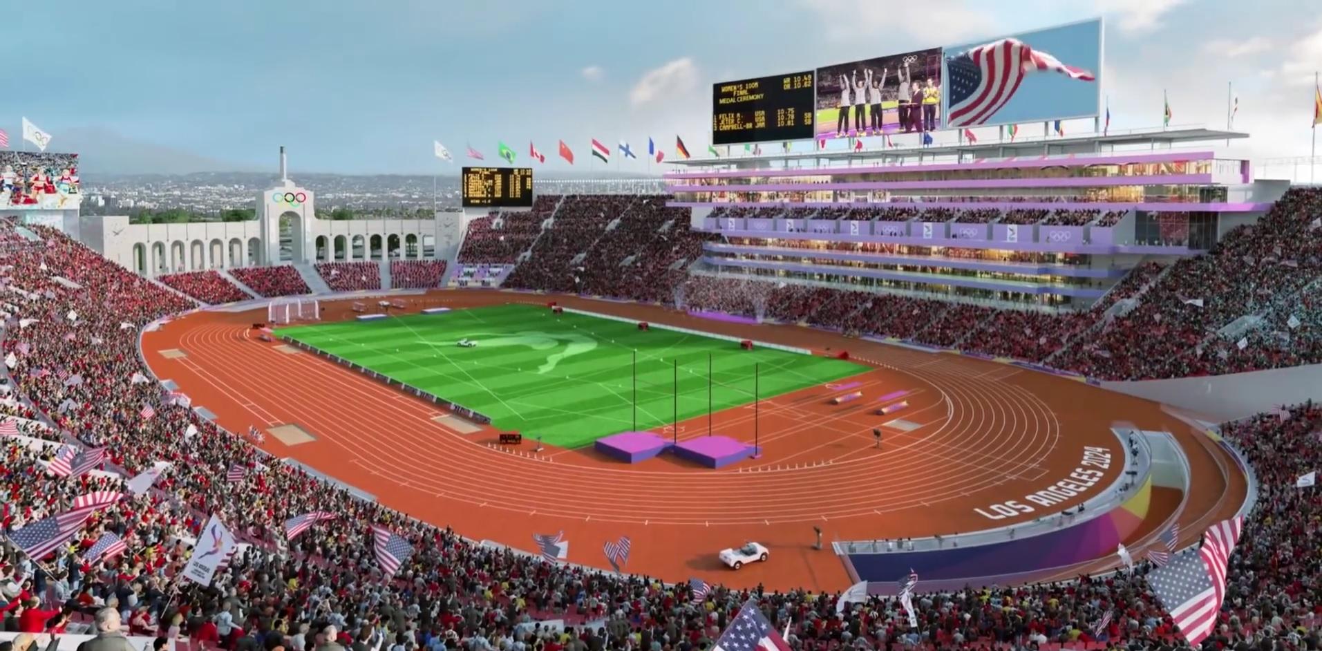 LA 2024 (Los Angeles 2024): Venue Plan video released for