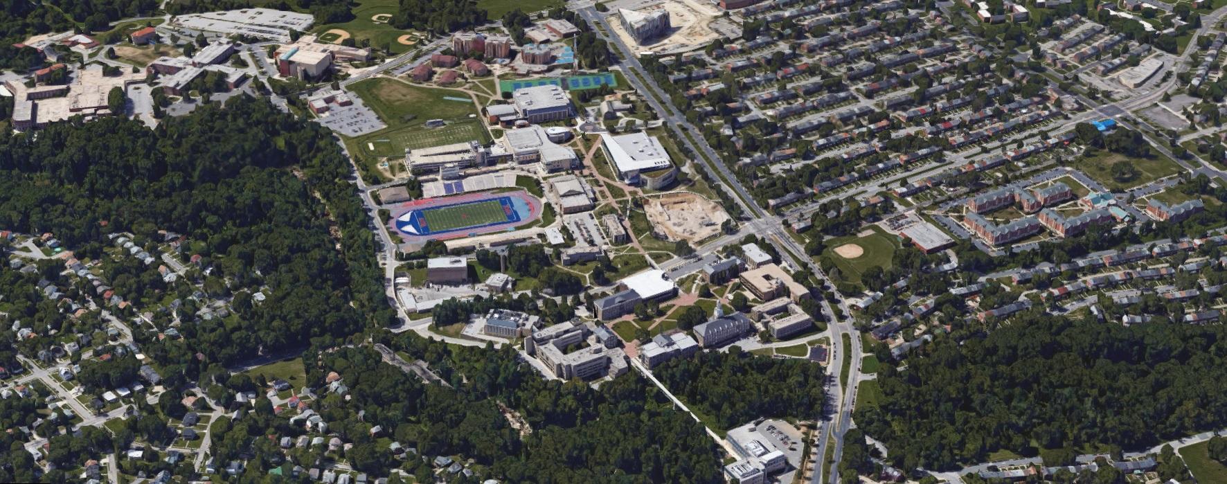 Campus: on Looks Morgan University rare photo