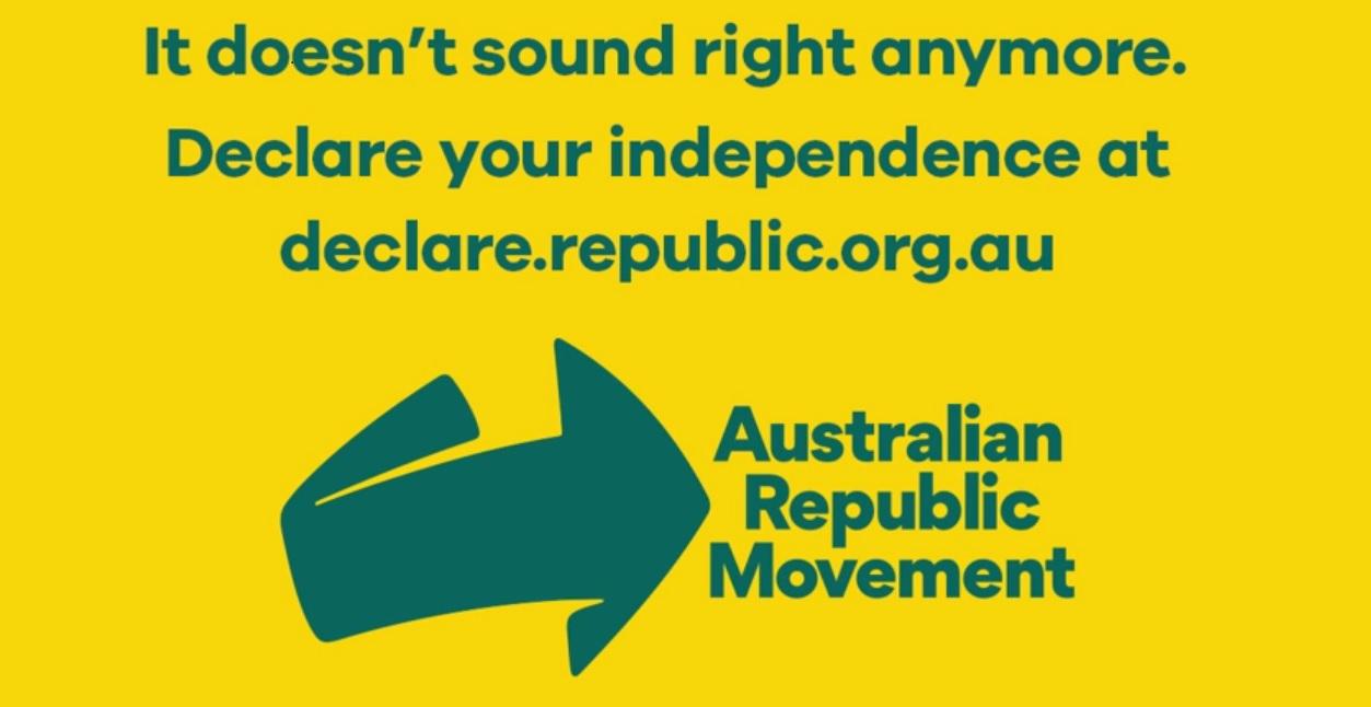 "Australian Republic Movement's ""Australia Day"" TV"