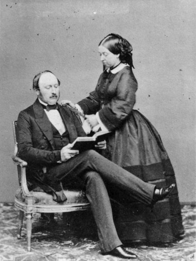 queen-victoria-and-prince-albert-of-saxe-coburg-and-gotha
