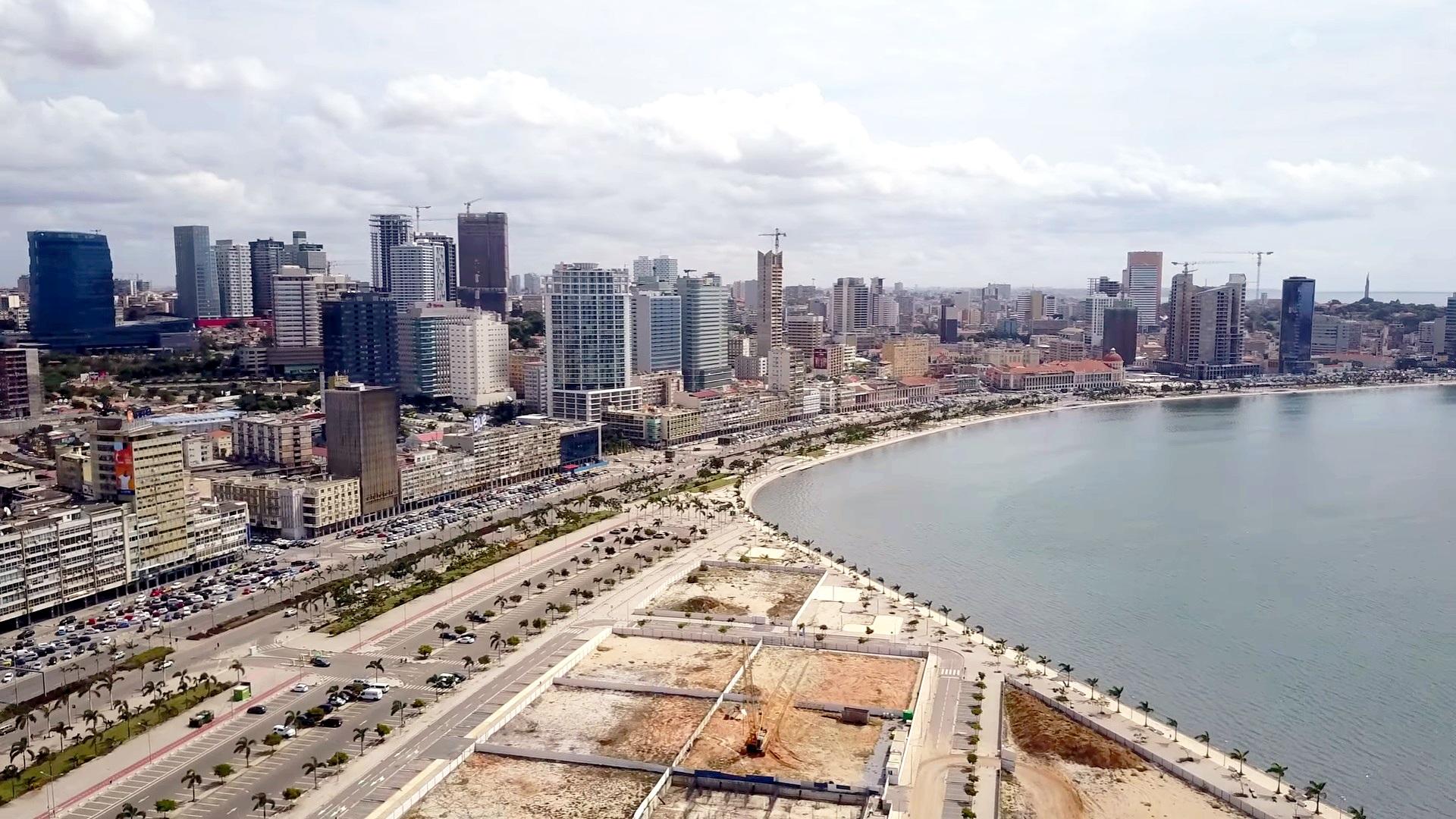 Ангола фото города