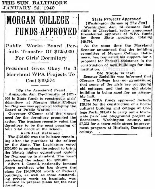 morgan-state-university-history-1940