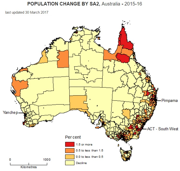 Map Of Australia 2017.Australia Sydney Population Hits 5 Million Dilemma X