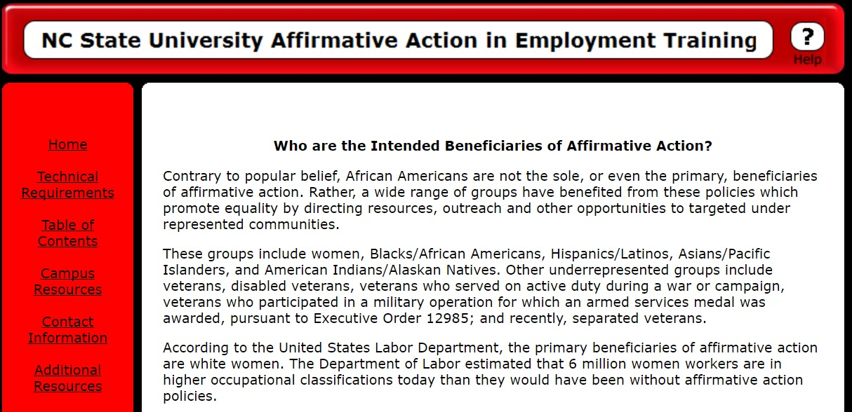 the affirmative action as the civil rights policy in the united states of america Any grand bargain on immigration reform should include an end to affirmative action american law and policy will welcome to the united states of america.