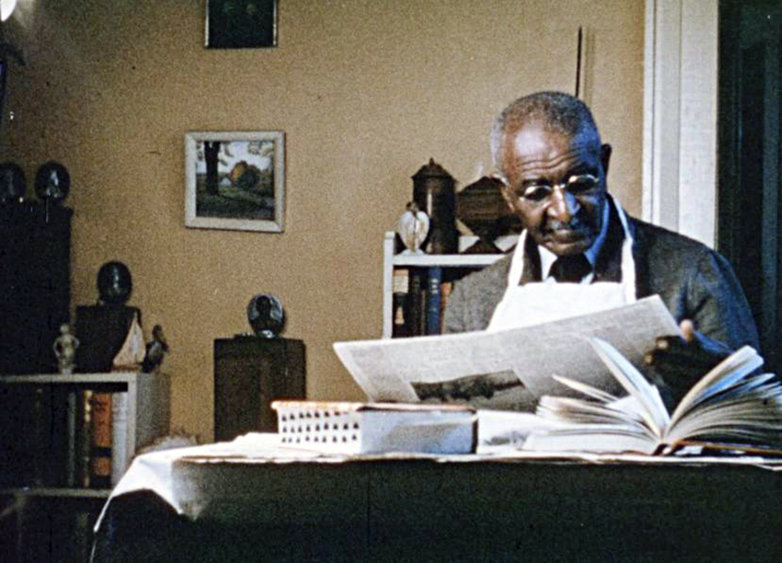 Moving Image Film Related to George Washington Carver