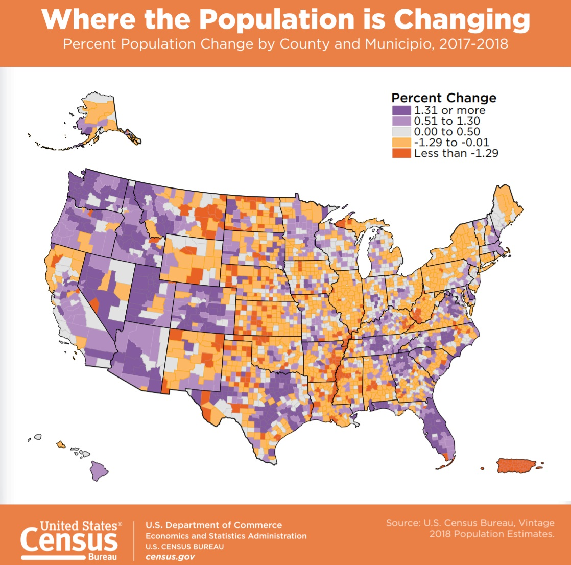 U S  Census Bureau metropolitan population estimates July 1
